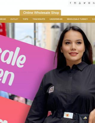 Whole Sale Fashion Turkey